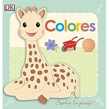 Colores: Sophie la girafe