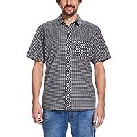 Tatonka Herren Hemd Clemont Mens Short Sleeve-Shirt