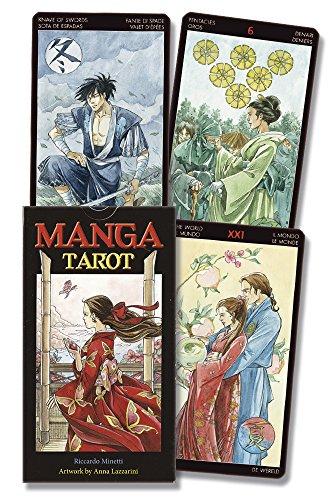 Descargar Libro Manga Tarot de Lo Scarabeo