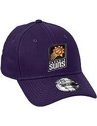 New Era 9FORTY Phoenix Suns Baseball Cap - NBA Team Colour - Purple