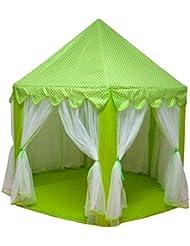 LD-Hexagon bébé enfants Princess Tent Castle intérieur et extérieur Toy Play House The House cadeaux d'anniversaire