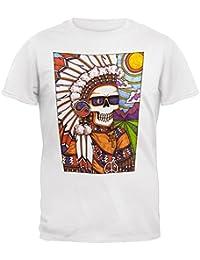 Indian-Grateful Dead-Chief T-Shirt