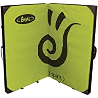 Beal Double Air Bag - Crash Pads de escalada, color verde, talla talla única
