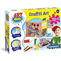 Clementoni - Art Attack, Graffiti (55210.8)