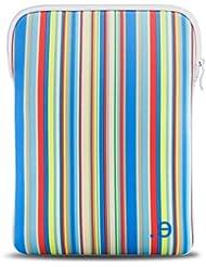 """Be.ez 101067 Housse LA robe Allure pour MacBook Air et UltraBooks 11"""" Allure Estival"""
