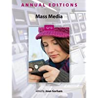 Annual Editions Mass Media 12/13 - Gorham Annual