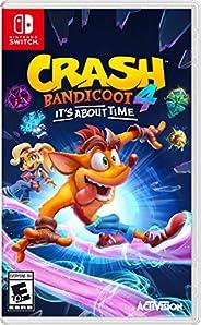 CRASH BANDICOOT 4 ITS ABOUT TIME (Nintendo Switch)