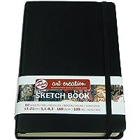 Libro de bocetos Art Creation, 13 x 21 cm, 80 hojas