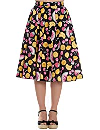 8ca31a1b5601c8 Amazon.co.uk: Hell Bunny - Skirts / Women: Clothing