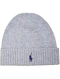 Amazon.fr   bonnet ralph lauren   Vêtements 92258253ae7