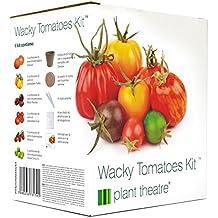 Plant Theatre Wacky Tomatoes Kit - 6 diverse varietà da