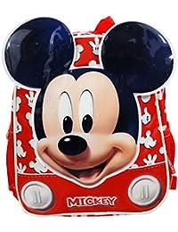 Disney Mickey Mouse Funny Mochila Infantil Bolso Cartoon Bolso Escolar por Niña y Niño Guarderìa