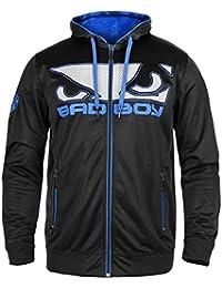Bad Boy - Sweat-shirt à capuche - Homme noir Schwarz L
