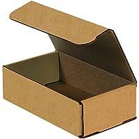 Box Bm742K ondulé enveloppes, 17,8x 10,2x 5,1cm, kraft (lot de 50)