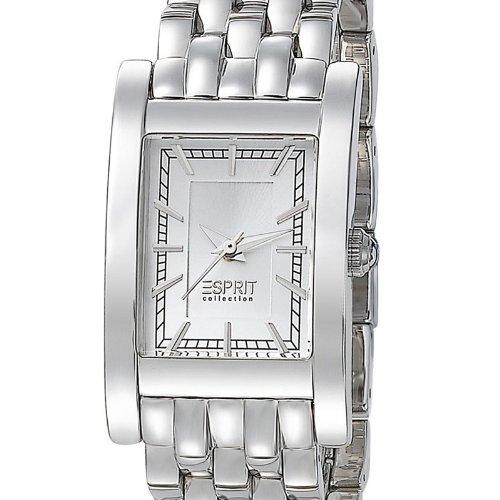 Esprit Women's Quartz Watch Melia silver EL101492F06 with Metal Strap