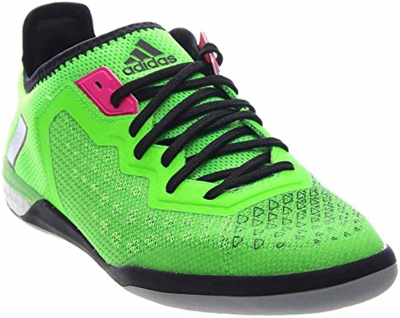 homme / femme de soccer adidas hommes un verts ace 16.1 cour chaussures, solaire à un hommes prix inférieur de livraison immédiate bg98428 4adb97