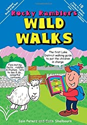 Rocky Rambler's Wild Walks: Written by Colin Shelbourn, 2007 Edition, (2 Rev Ed) Publisher: Cicerone Press [Spiral-bound]