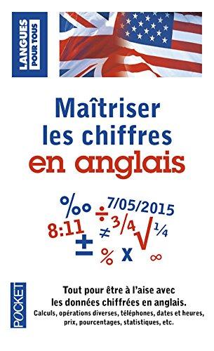 Langues Pour Tous: Maitriser Les Chiffres En Anglais por Michel Marcheteau