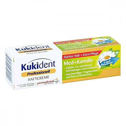 Kukident Haftcreme Med + Kamille 40 g