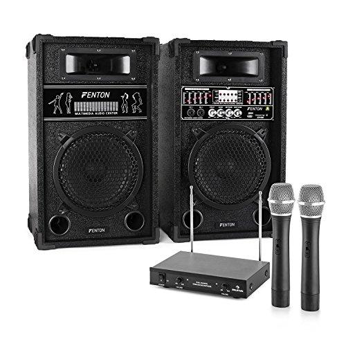 Electronic-star star-8 public wireless karaoke system - karaoke systems (wireless, 100 m, sd, 170 g)
