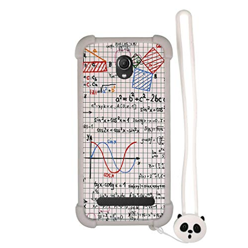 Hülle für Switel Esmart E2 hülle Silikon Grenze + PC hart backplane Schutzhülle Case Cover GS