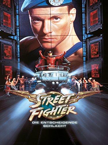 Film Street Fighter (Street Fighter - Die entscheidende Schlacht)