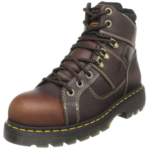 Dr. Martens Herrenironbridge St Lace Low Boot Teak Industrial Trailblaz
