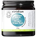 Oregon Grape (Mahonie) Organic Balm 100g Hautbalsam VD GB-ORG-05