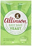 Allinsons Easy Bake Yeast Pack 7g (Pack of 48)