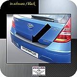 Richard Grant Mouldings Ltd. Original RGM Ladekantenschutz schwarz für Hyundai i30 I (FD) Schrägheck 5-türer ab Facelift Baujahre 07.2010-11.2011 RBP478