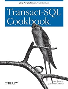 Amazon Fr Transact Sql Cookbook Livres