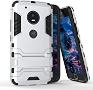 Brain Freezer Graphic Designed Kick Stand Hard Dual Rugged Armor Hybrid Bumper Back Case Cover Compatible with