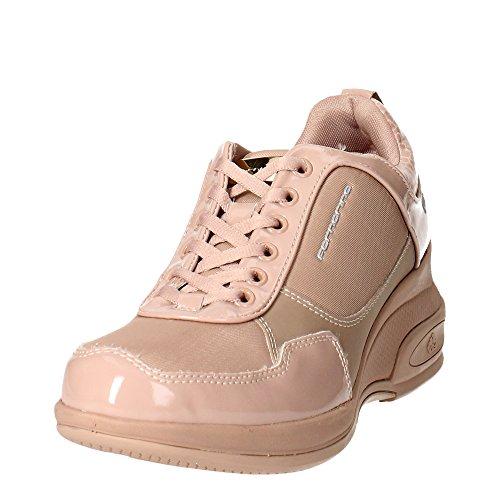 Fornarina Pifdy7615wva8600 Baskets Donna Daily Beige