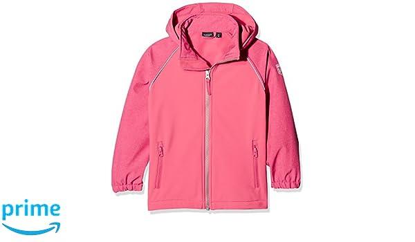 Name It Girl s NITALFA Softshell Jacket Rap NMT FO Camp a6306d5ba71