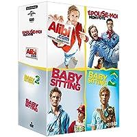 Coffret La Bande à Fifi : Baby Sitting + Baby Sitting2 + Alibi.com + Épouse-moi mon pote