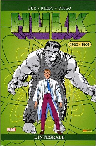 Hulk : L'intégrale 1962-1964 par Jack Kirby