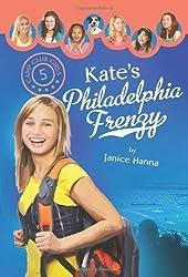 Kate's Philadelphia Frenzy (Camp Club Girls) by Thompson, Janice (2010) Paperback