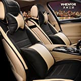 #3: FRONTLINE 3D Car Seat Cover For Volkswagen Polo
