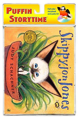 Skippyjon Jones: Puffin Storytime [With CD]