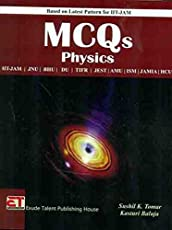 MCQs Physics Based on Latest Pattern for IIT-JAM