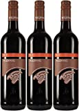 Wildfang Rotwein feinherb (3 x 0,75l)