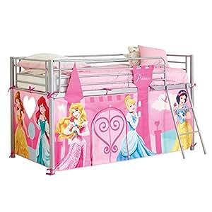 Disney Princesse Hello Home mi-hauteur robe it Up Tente de lit, rose