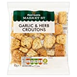 Morrisons Garlic And Herb Croutons, 40 grams