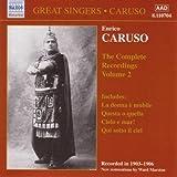 Caruso : complete Recording /vol.2