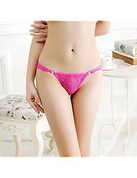 Silla Metal Anillo T Pantalones Mujer Cintura Baja Y Sin Marcar Ropa Interior T Pantalones Chica La Delicia De...