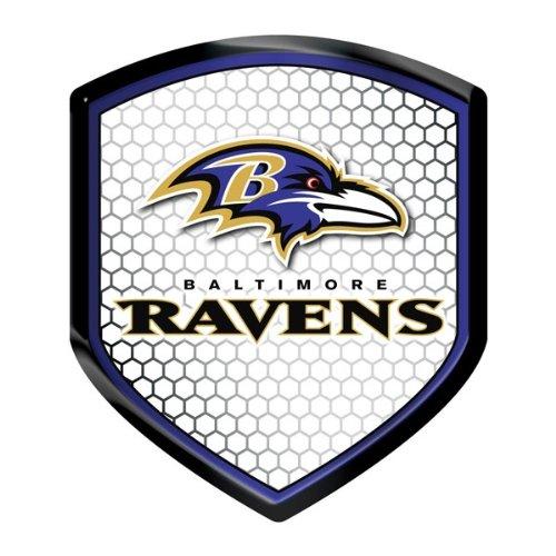 Baltimore Ravens Shield Style
