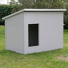 Cuccia per cane da esterno taglia grande for Costruire cuccia per cani da esterno