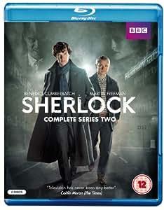 Sherlock - Series 2 [Blu-ray]