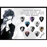 bob Dylan Púa Para Guitarra Display Large (A4)