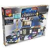 Block Tech – Police Response – 414-teiliges Konstruktionsspielzeug